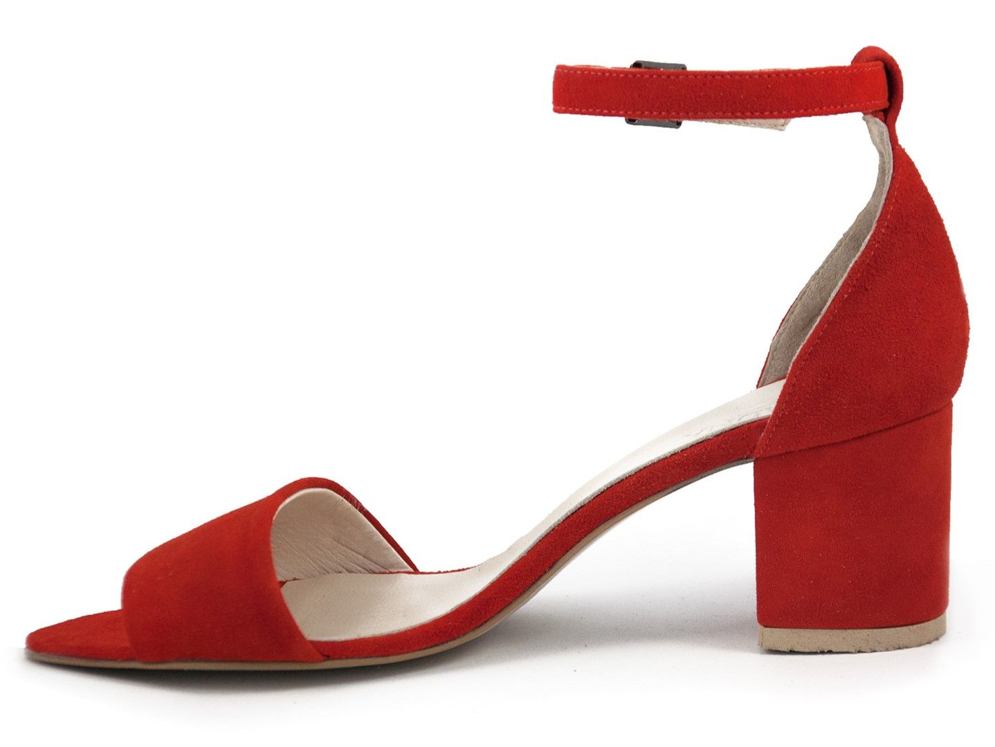 Босоніжки червоні купити в інтернет-магазині Wladna. Замовити ... 1900c8a7dcca1