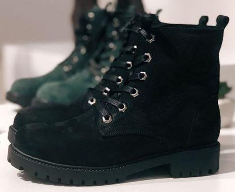 Черевики чорні купити в інтернет-магазині Wladna. Замовити Черевики ... 4d37d43aa052b